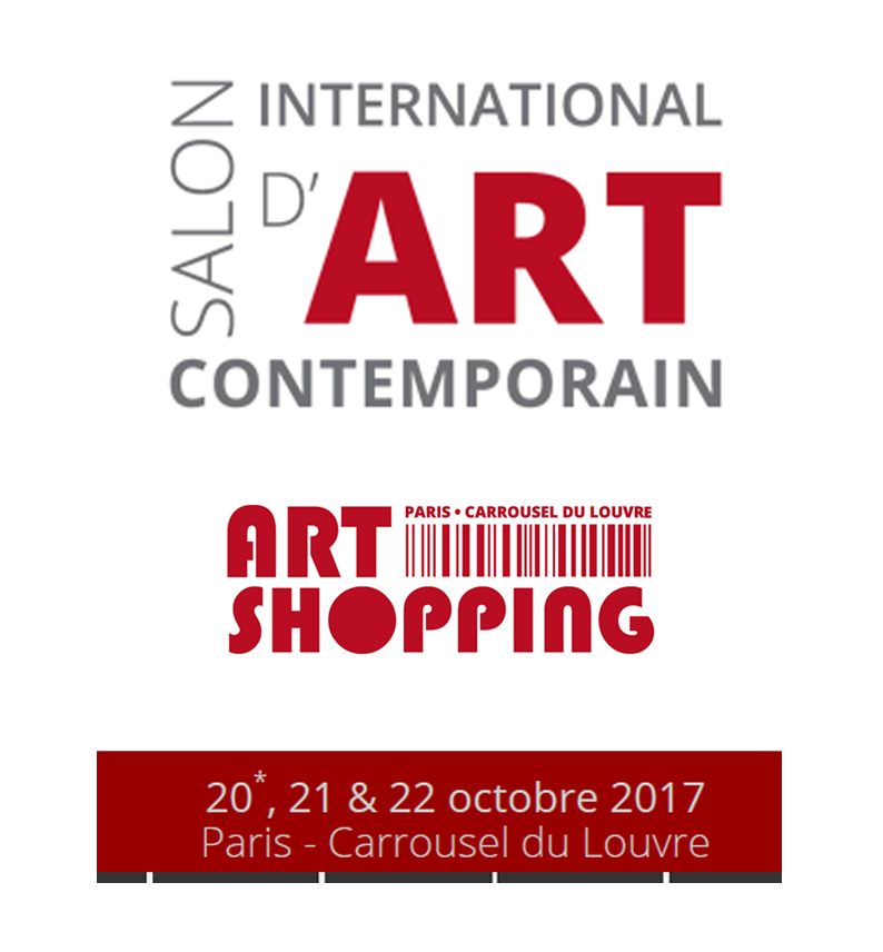 Art Shopping - Salon international d'art contemporain20, 21 et 22 octobre 2017